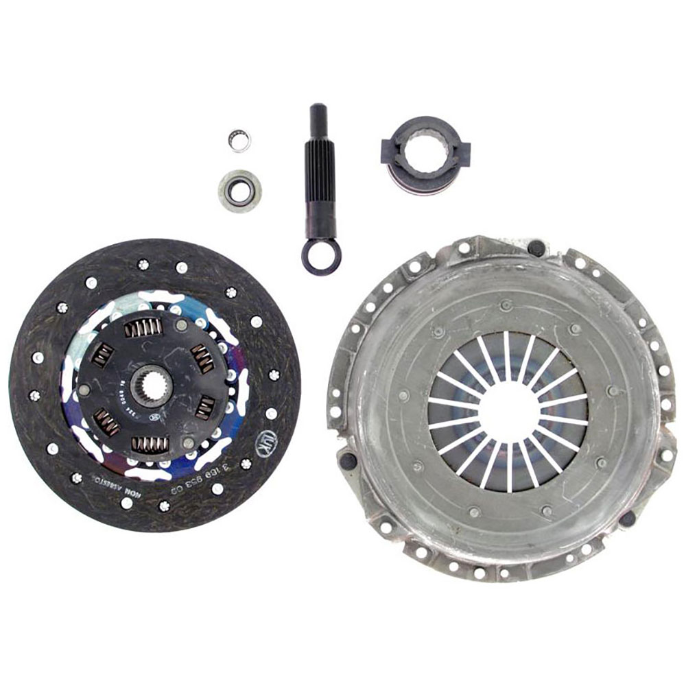 Merkur Scorpio Clutch Kit