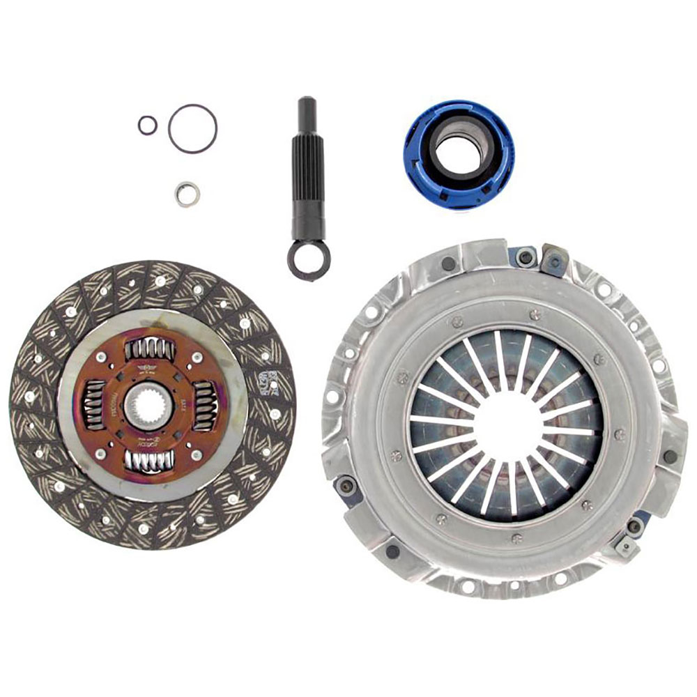 1993 Ford Aerostar Clutch Kit