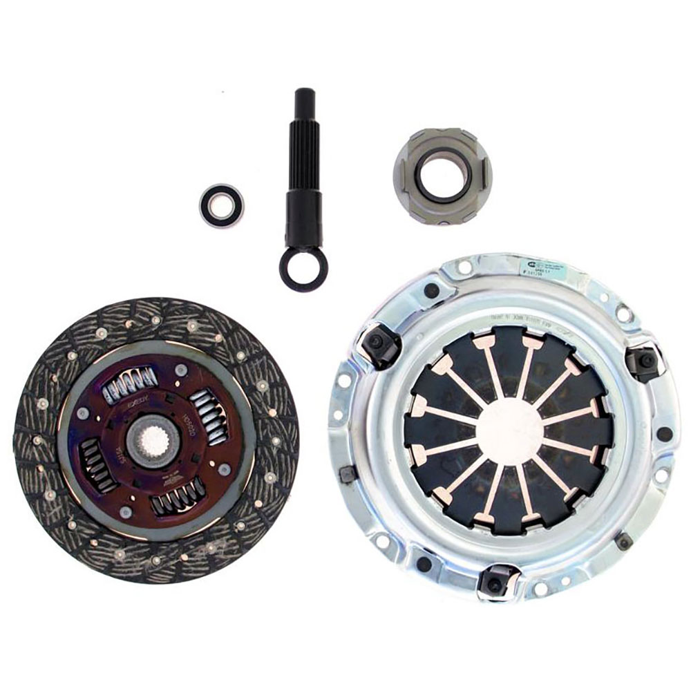 Honda CRX Clutch Kit - Performance Upgrade