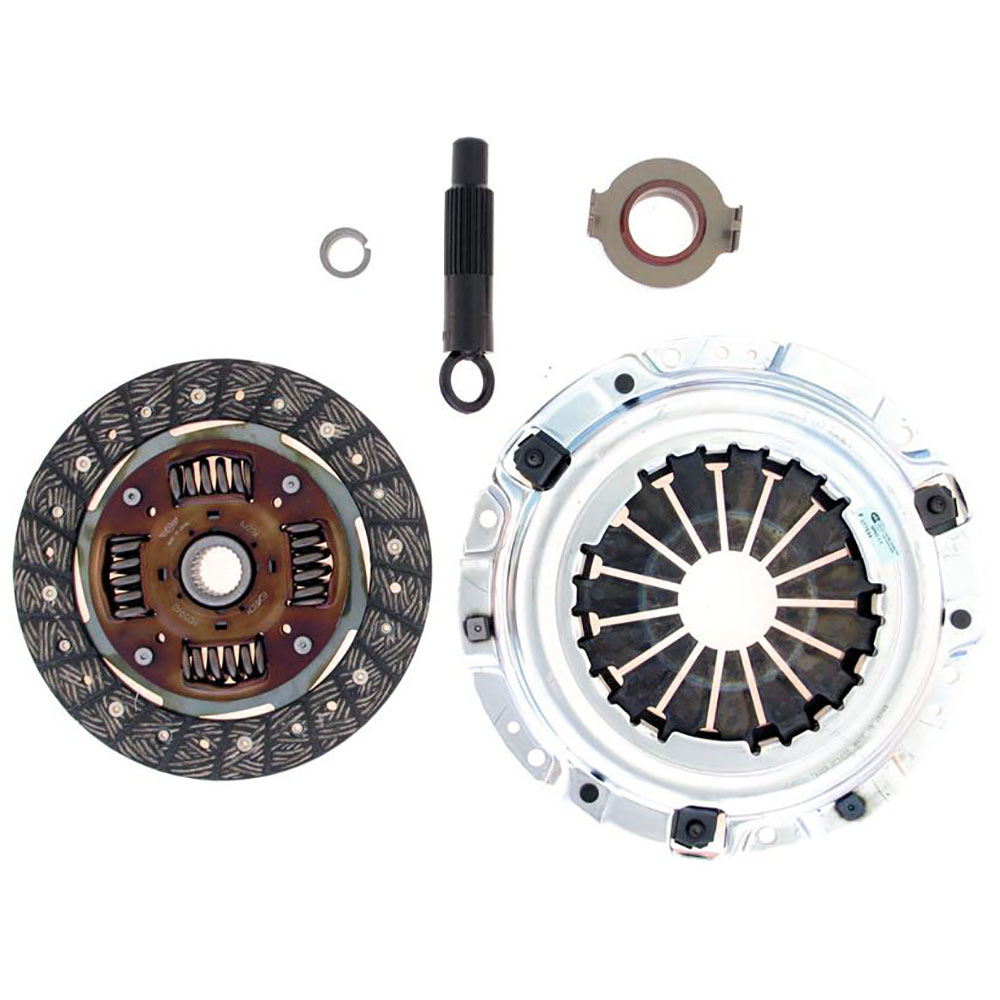 Acura CL Clutch Kit - Performance Upgrade