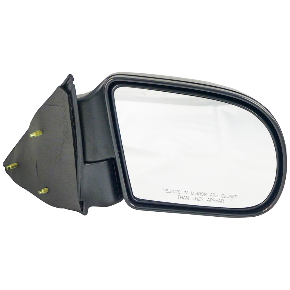 BuyAutoParts 14-10995ME Side View Mirror
