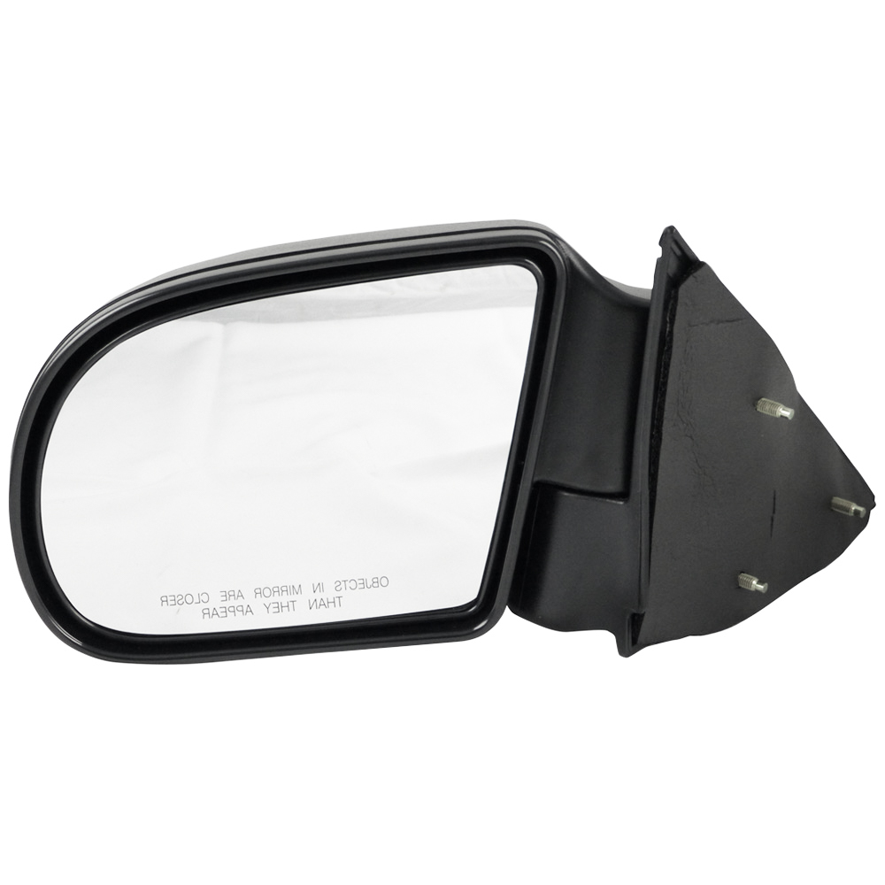 BuyAutoParts 14-10996ME Side View Mirror