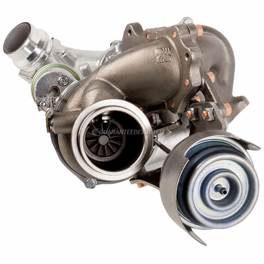 2014 mercedes benz sprinter van turbocharger 2 1l diesel for Mercedes benz sprinter engine