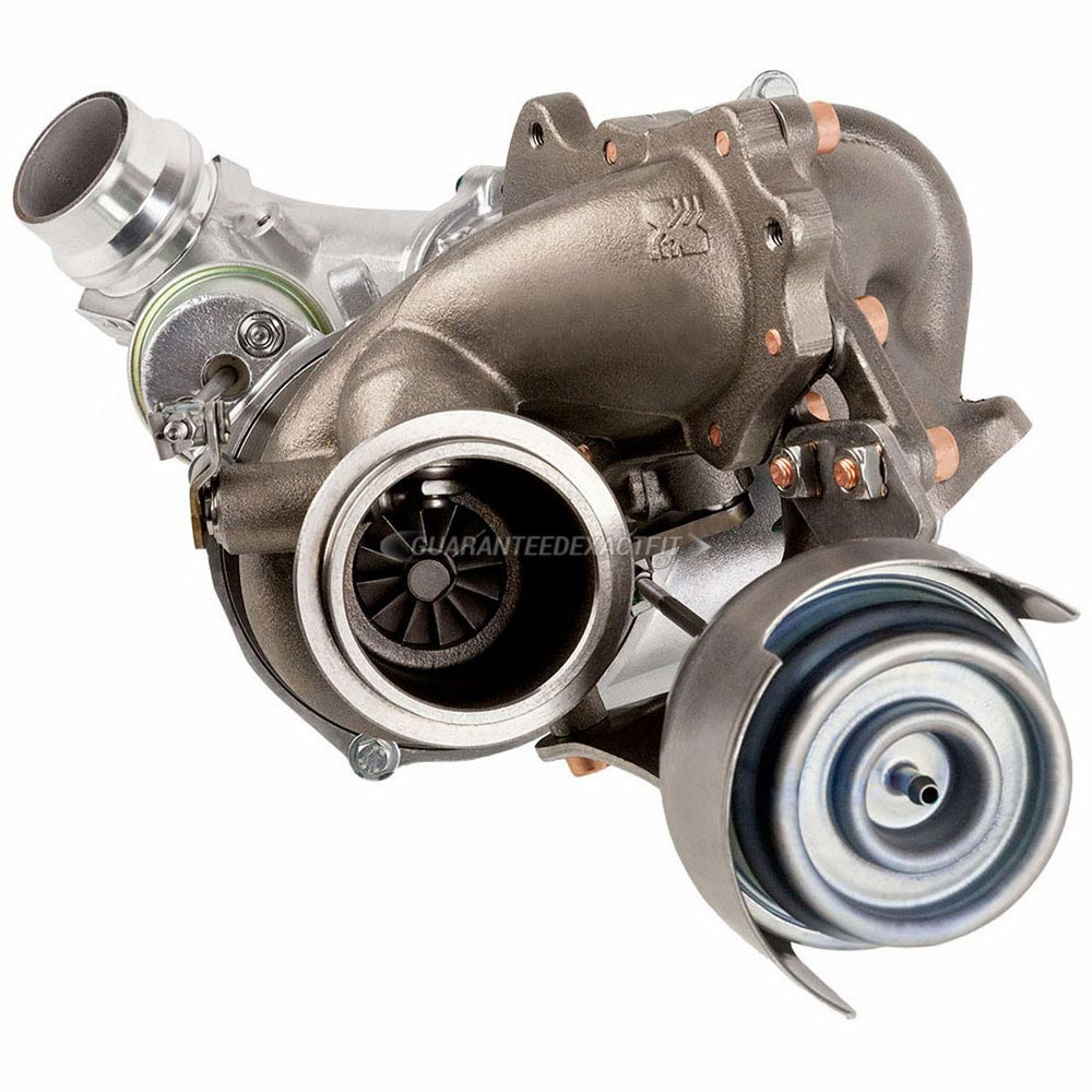 2014 Mercedes Benz Sprinter Van Turbocharger 2.1L Diesel