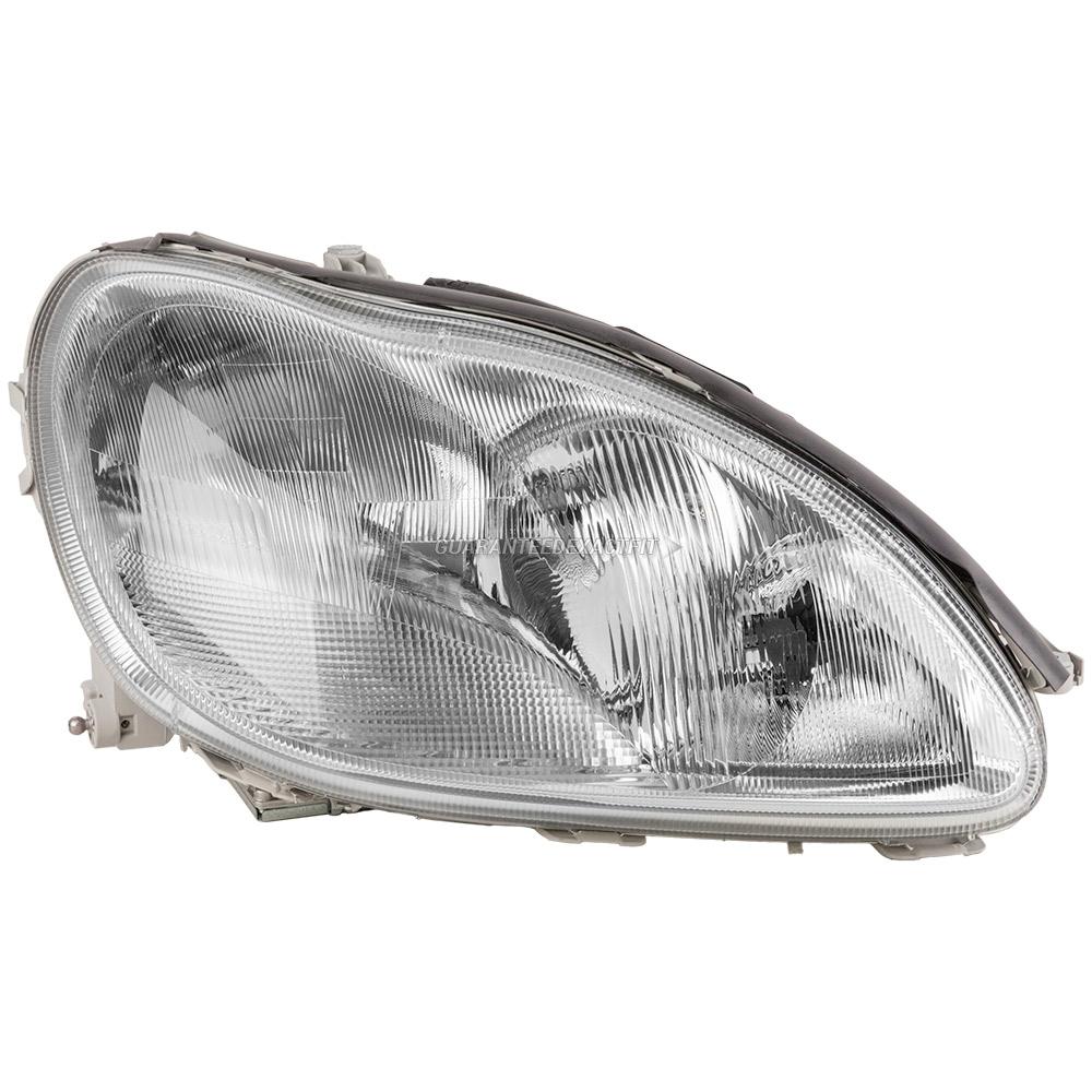 Mercedes_Benz S55 AMG Headlight Assembly