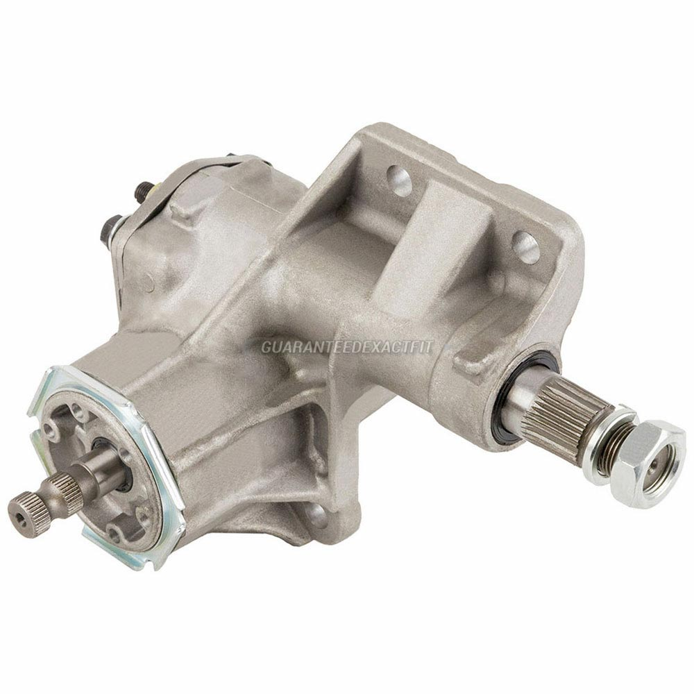 Dodge Charger Manual Steering Gear Box
