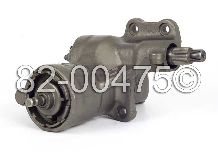 Dodge Aspen Power Steering Gear Box