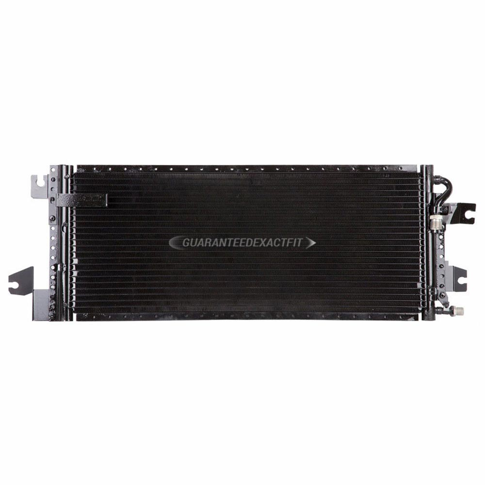 Mazda RX-7 AC Condenser - OEM & Aftermarket Replacement Parts