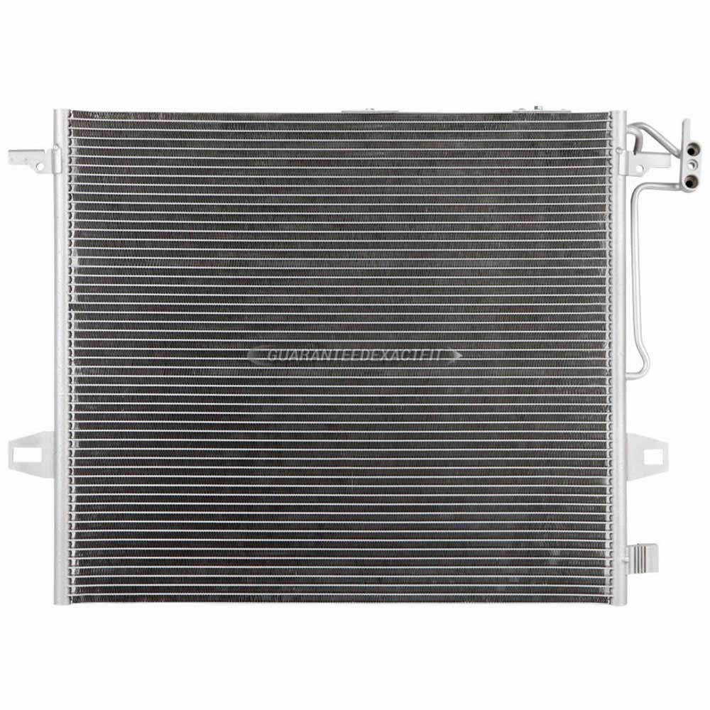 A/C Condenser 60-60804 ND