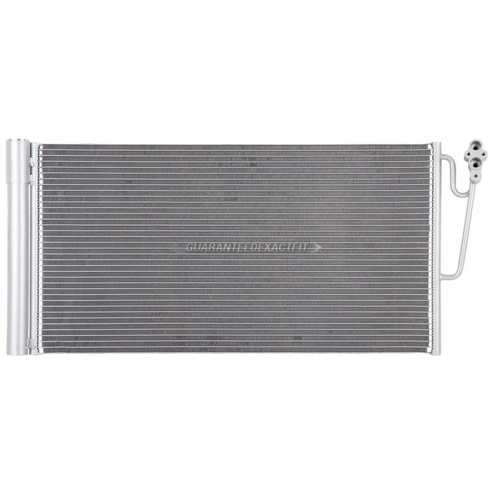 A/C Condenser 60-60514 ND