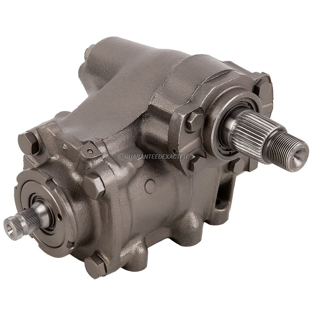 Mercedes_Benz 240D Power Steering Gear Box