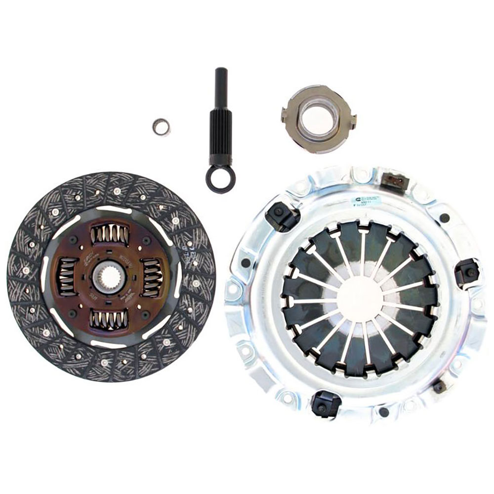 Mazda B-Series Truck Clutch Kit - Performance Upgrade
