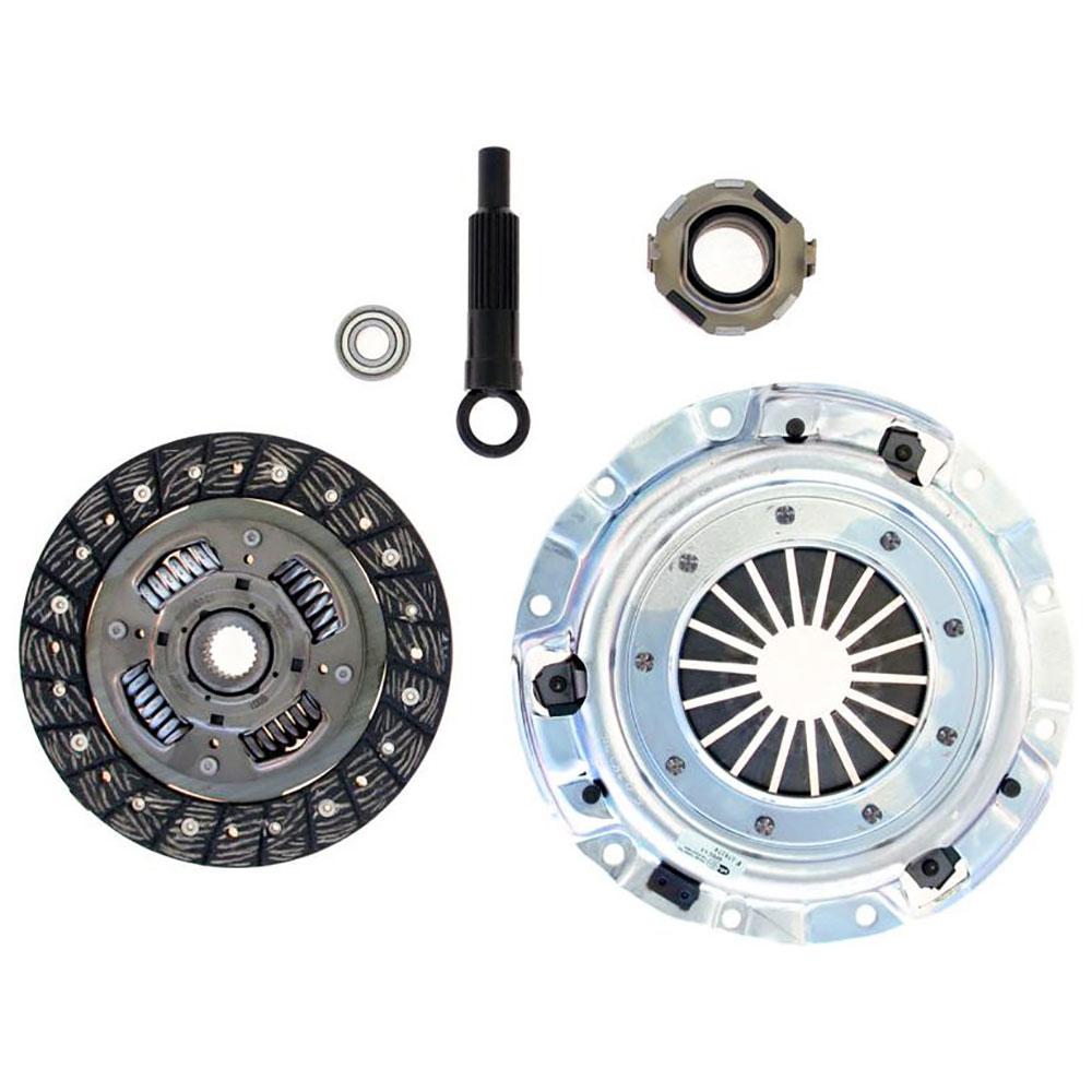 Mazda Miata Clutch Kit - Performance Upgrade