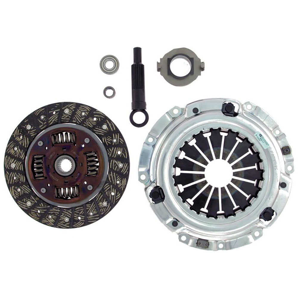 Mazda  Clutch Kit - Performance Upgrade