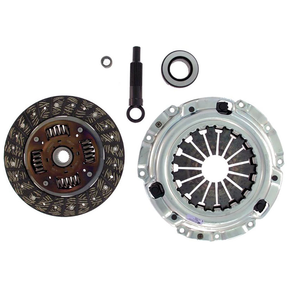 Mazda 5 Clutch Kit - Performance Upgrade