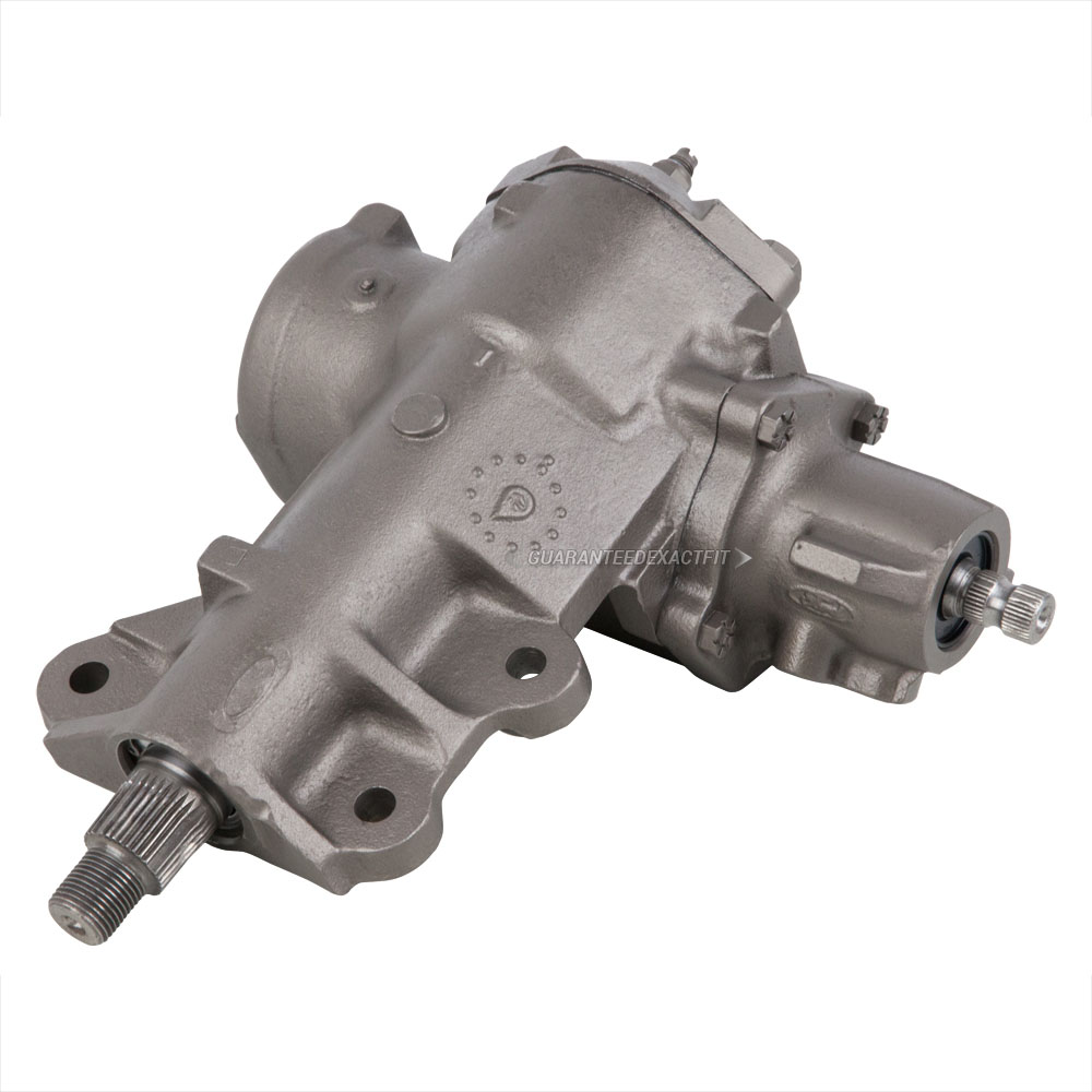 Ford Steering Parts : Ford f series trucks power steering gear box