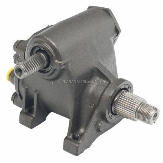 Volkswagen Super Beetle Manual Steering Gear Box - OEM & Aftermarket