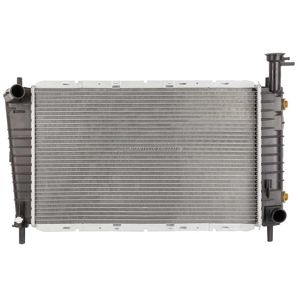 Mercury Sable Radiator