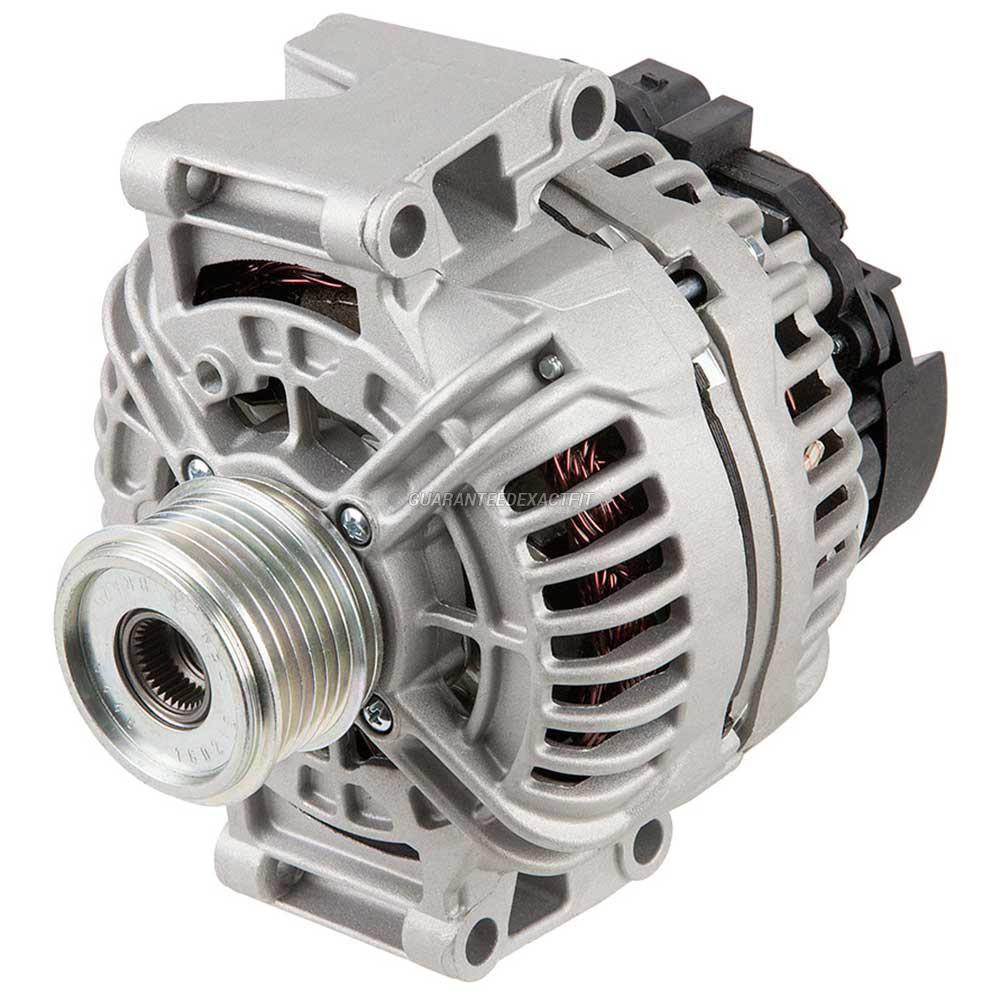 2006 Audi A4 Alternator 2.0L Engine