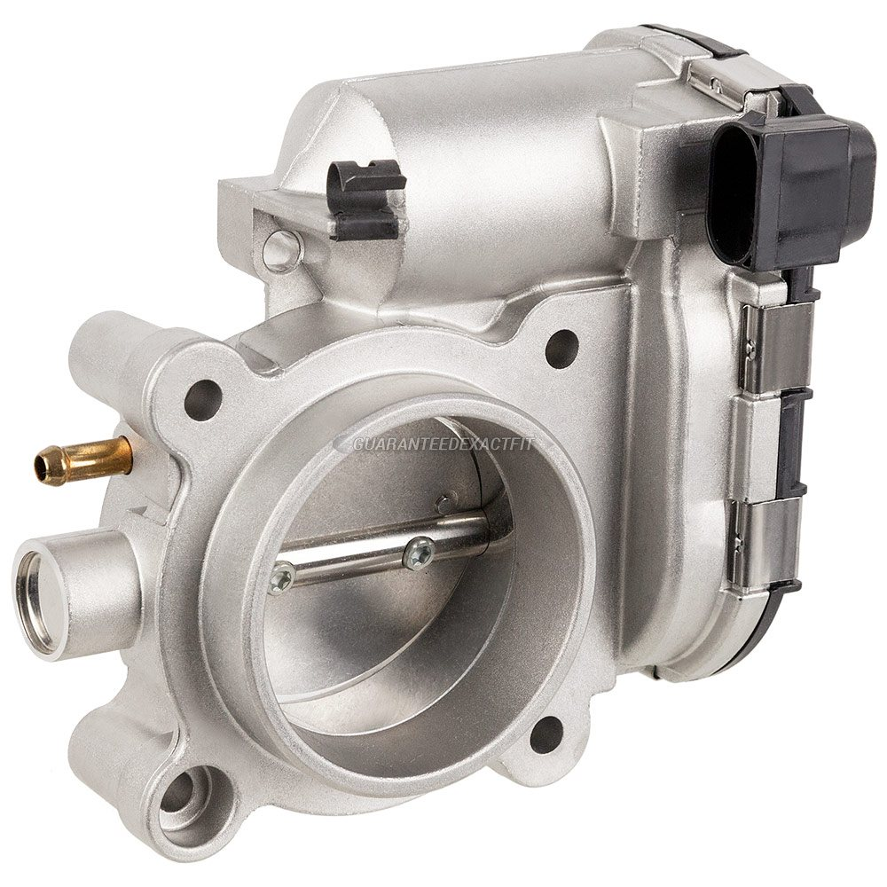 Mercedes_Benz C230 Throttle Body