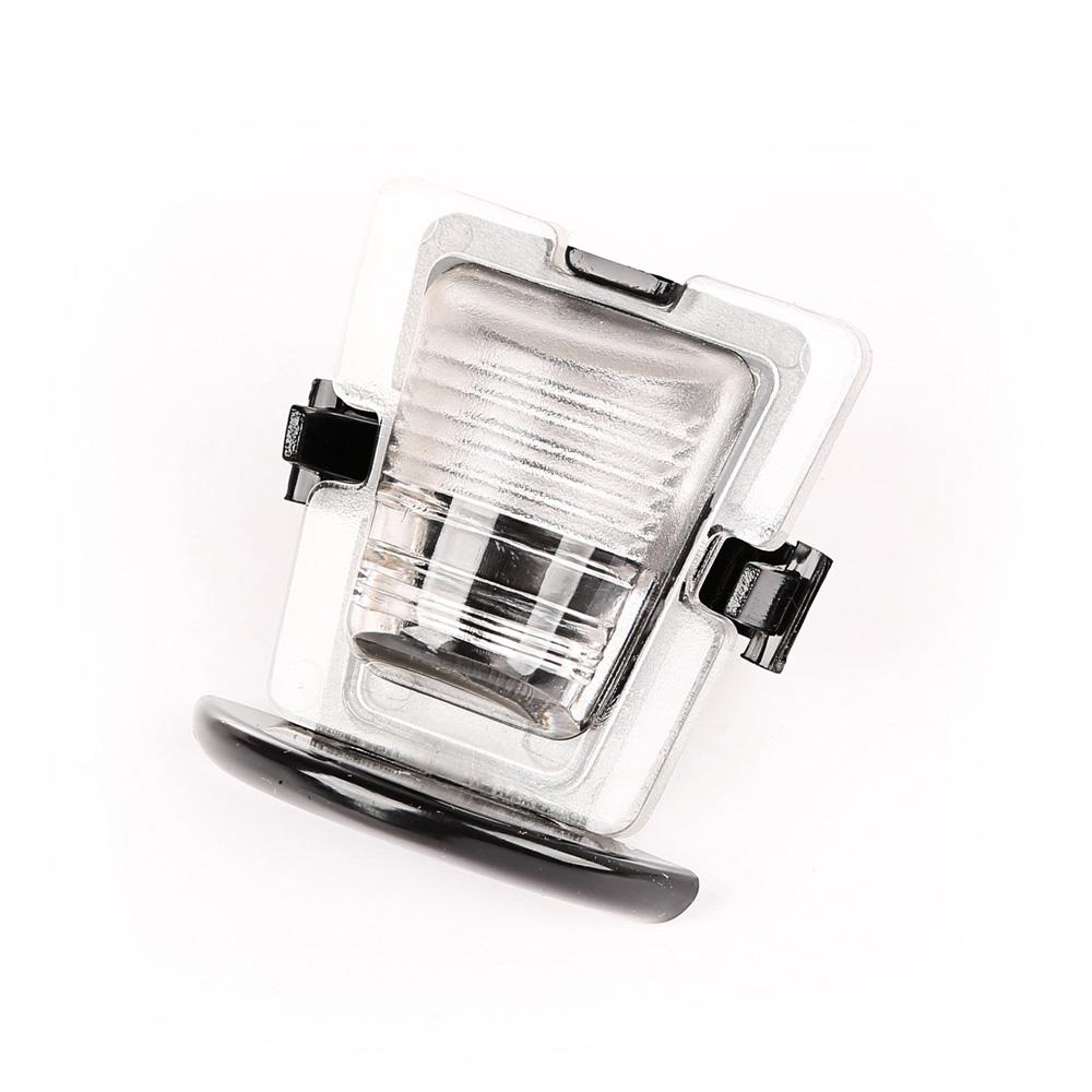 License Plate Light Lens