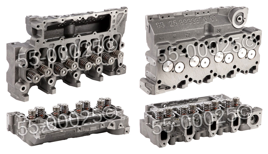 Cummins Engines  Cylinder Head