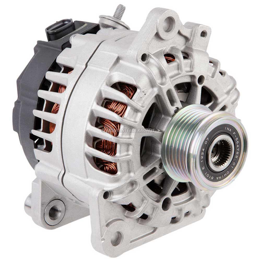 2008 Nissan Altima Alternator 2 5l Engine 31