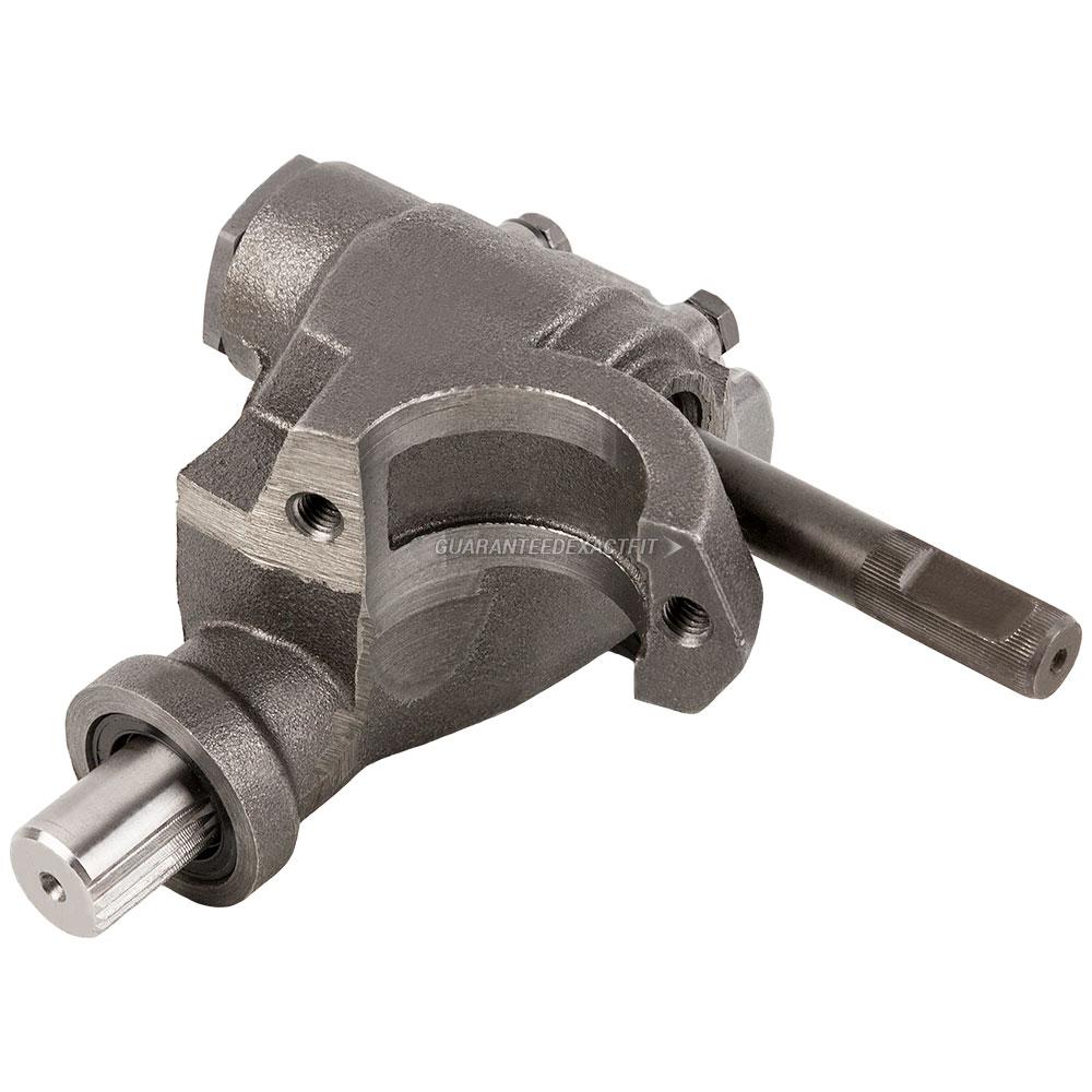 Volkswagen Manual Steering Gear Box - OEM & Aftermarket Replacement