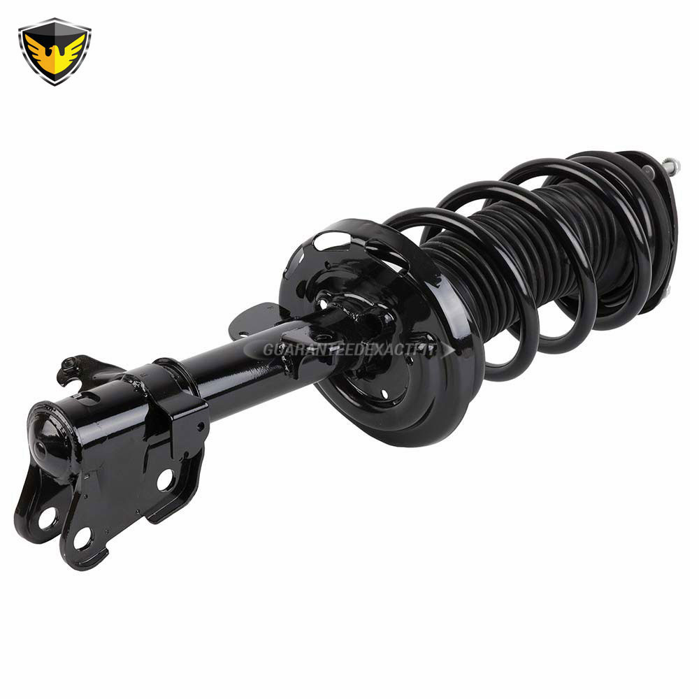 2010 Acura MDX Strut Without Active Suspension