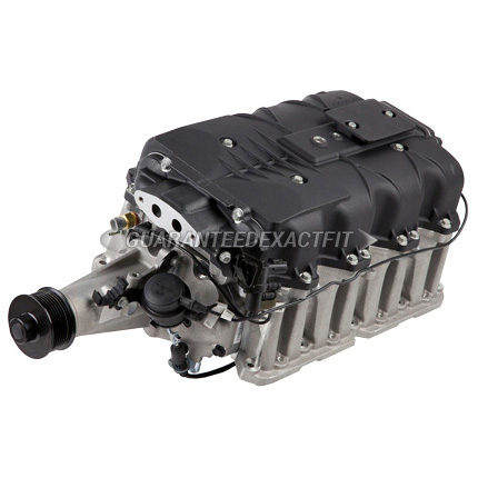 Cadillac STS Supercharger