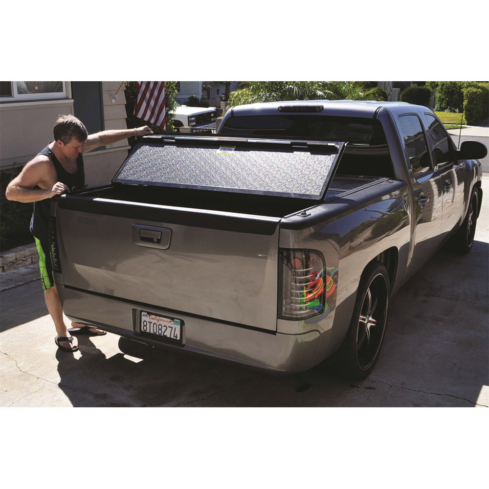 2010 chevrolet colorado tonneau cover wt 72 8 inch bed. Black Bedroom Furniture Sets. Home Design Ideas