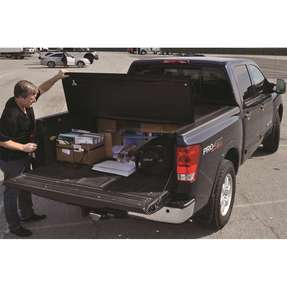 2009 Nissan Frontier Tonneau Cover Xe 73 3 Inch Bed