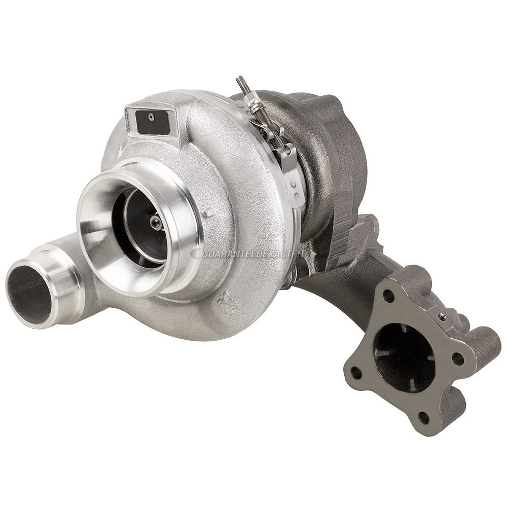 2018 International All Models Turbocharger Navistar