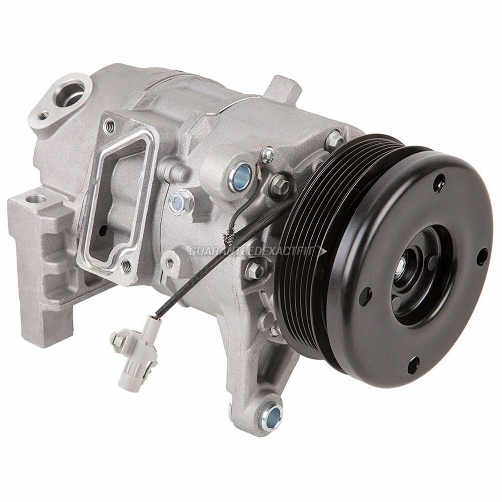 Lexus GS300 New xSTOREx Compressor w Clutch