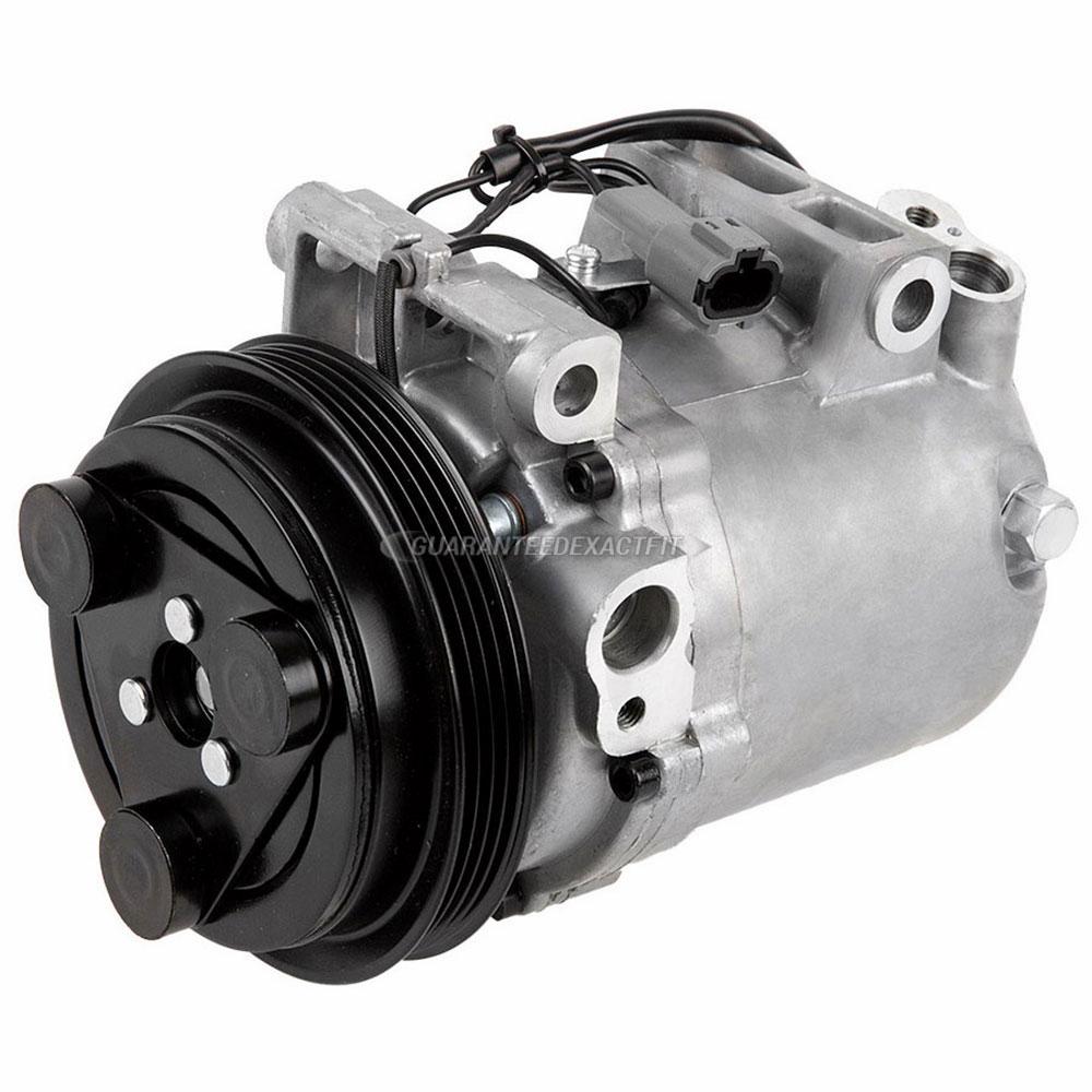 2003 Subaru Impreza A/C Compressor All Models 60-03164 NA