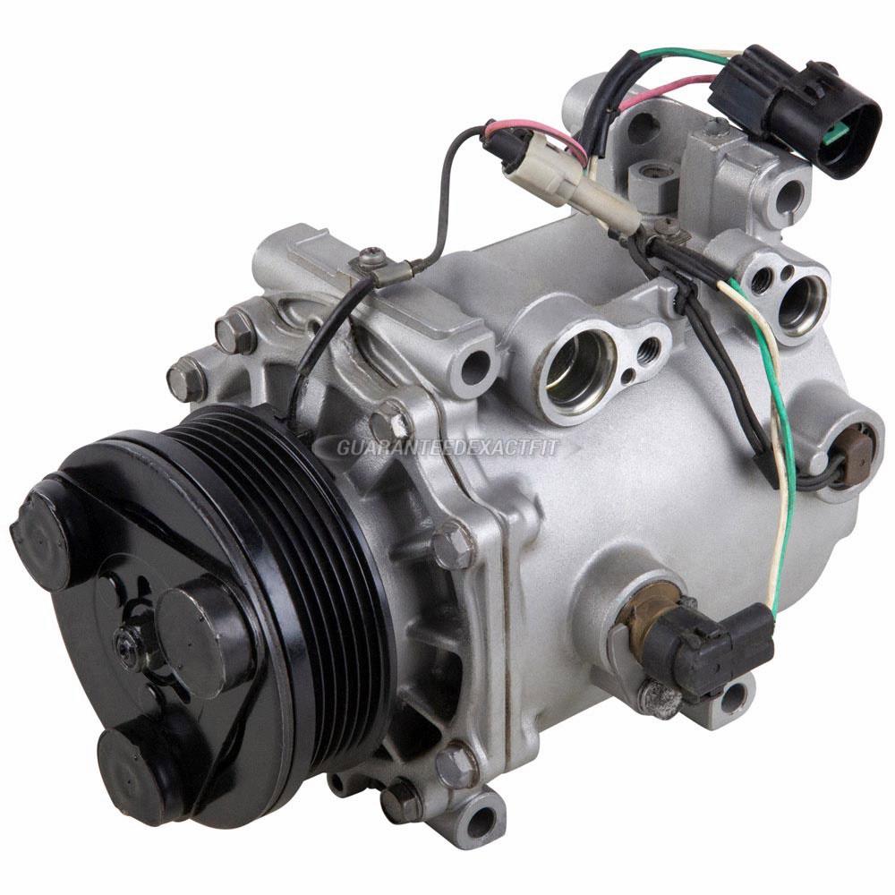 2002 Dodge Stratus 3 0L Engine - Compressor with 3 Wire Clip A/C Compressor