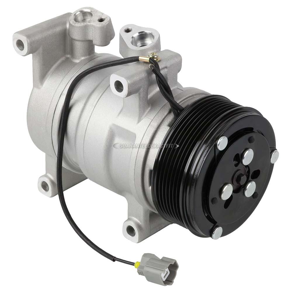 Ac Compressors For Honda Cr V 2002 2006 Oem Ref19192347 From 2008 Crv Parts A C Compressor