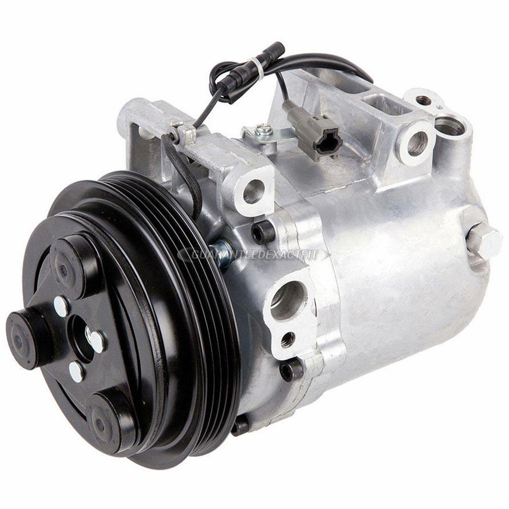 Subaru Ac Compressor Wiring Diagram : Ac compressors compressor with clutch for saab and