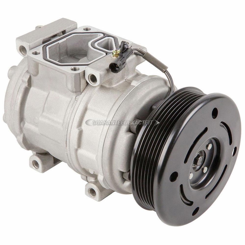 Jaguar XJ8 Remanufactured Compressor w Clutch