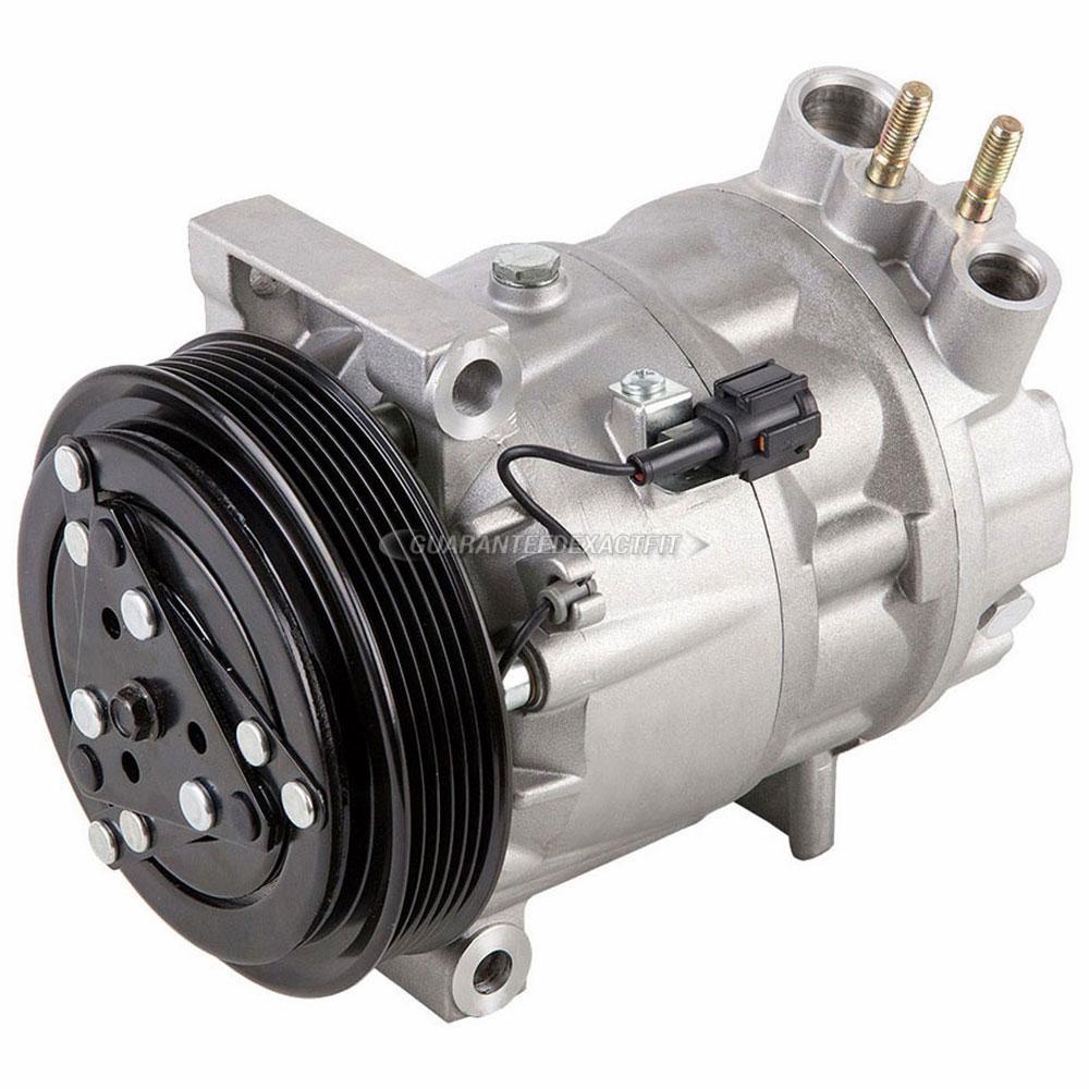 Infiniti I35 New xSTOREx Compressor w Clutch