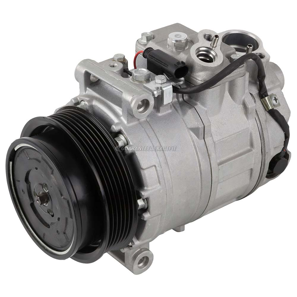 Mercedes_Benz CL600 New xSTOREx Compressor w Clutch