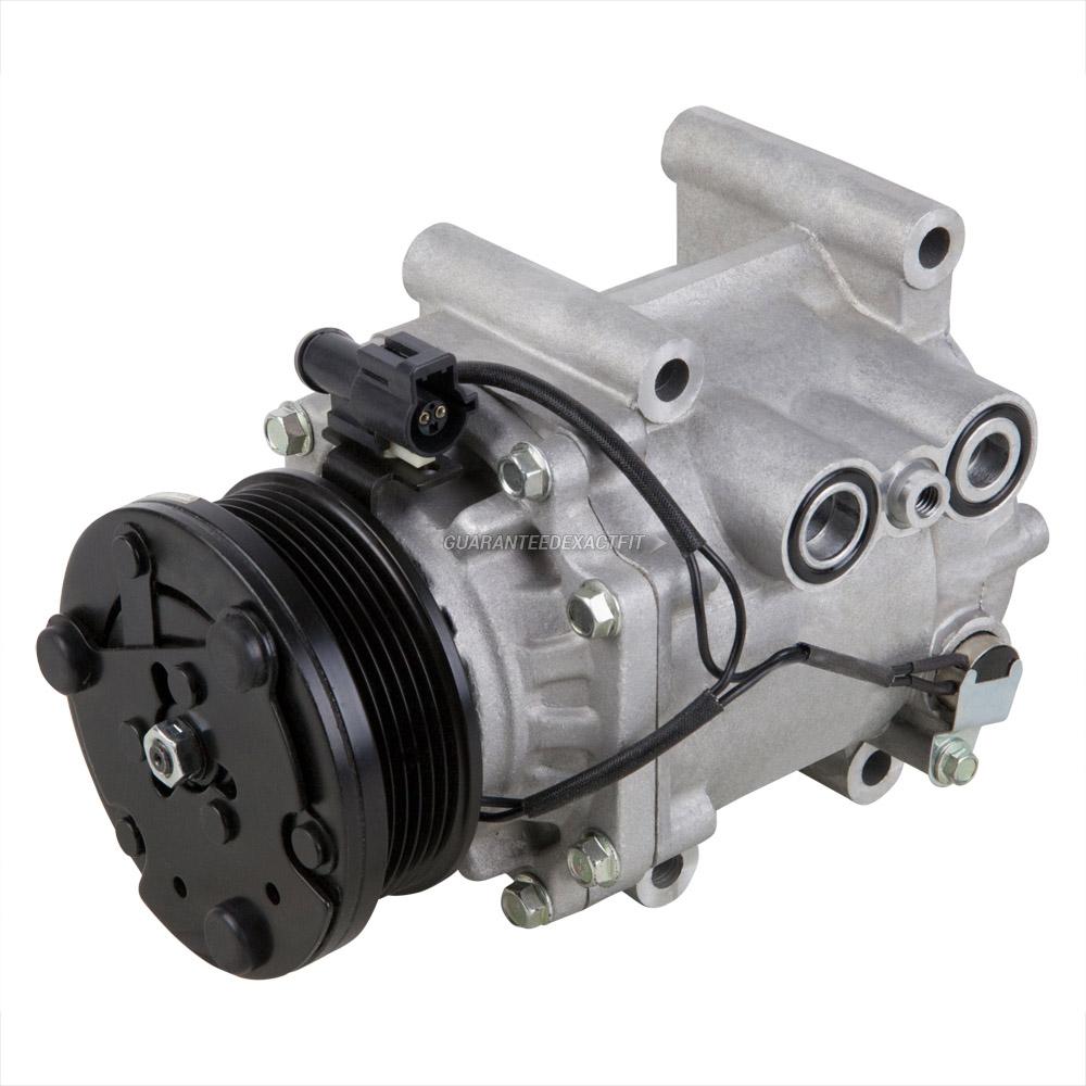 AC Compressor w// A//C Drier For Ford Escape Hybrid 2009