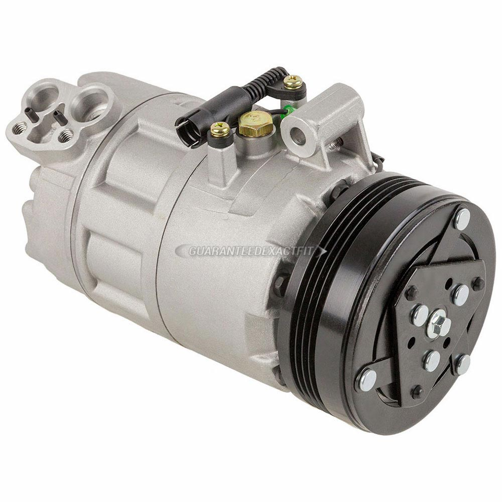 BMW Z4 New xSTOREx Compressor w Clutch