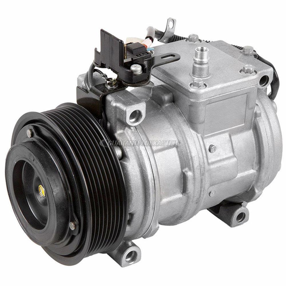Mercedes_Benz 500E New xSTOREx Compressor w Clutch