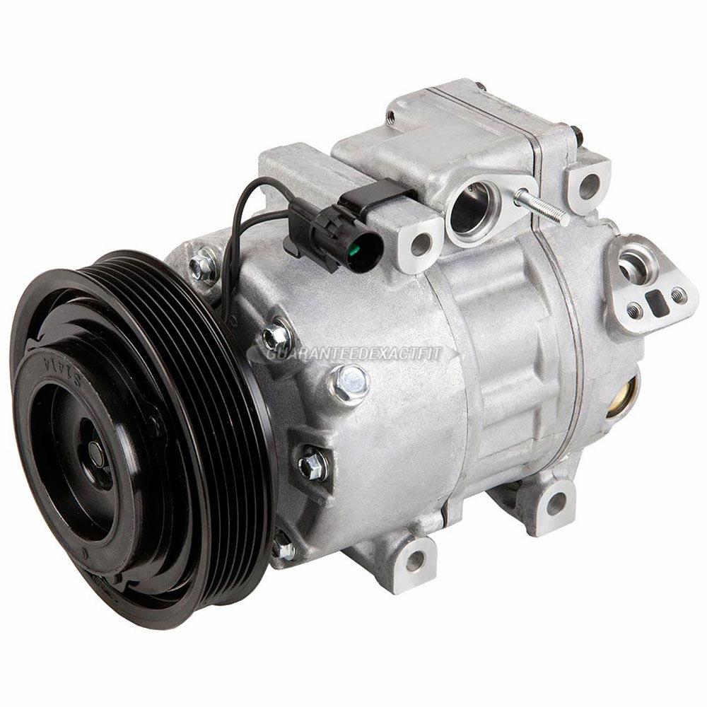 Hyundai Azera New xSTOREx Compressor w Clutch