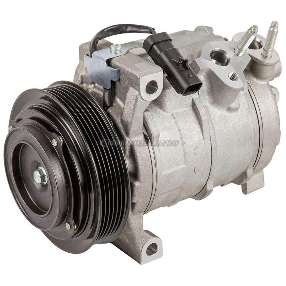 OEM AC Compressor & A/C Clutch For Chrysler 300 & Jeep