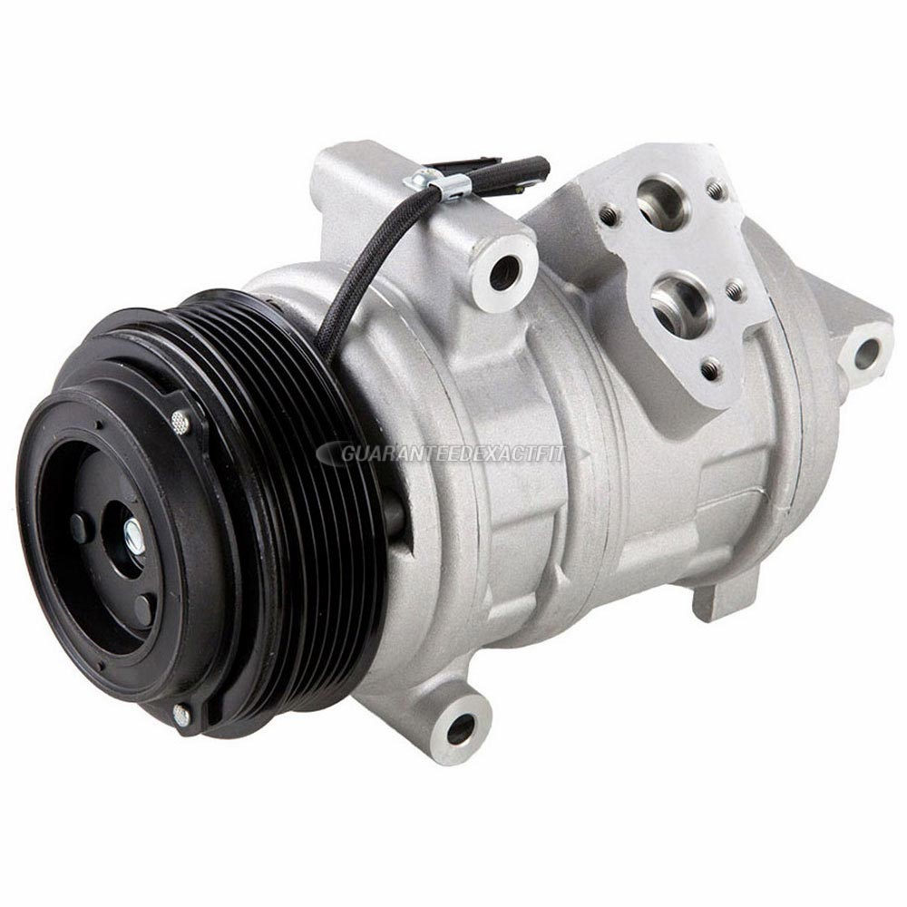 Ford Edge Ac Compressor