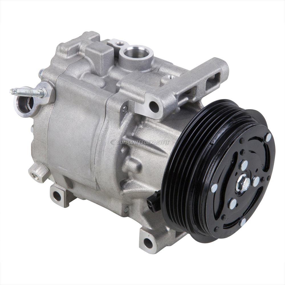 2014 Fiat 500 A/C Compressor All Models 60-03785 NC