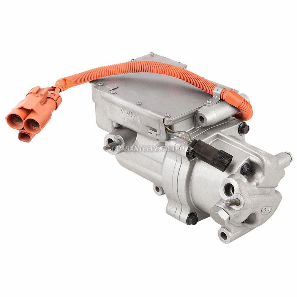 Lincoln MKZ New OEM Compressor w Clutch
