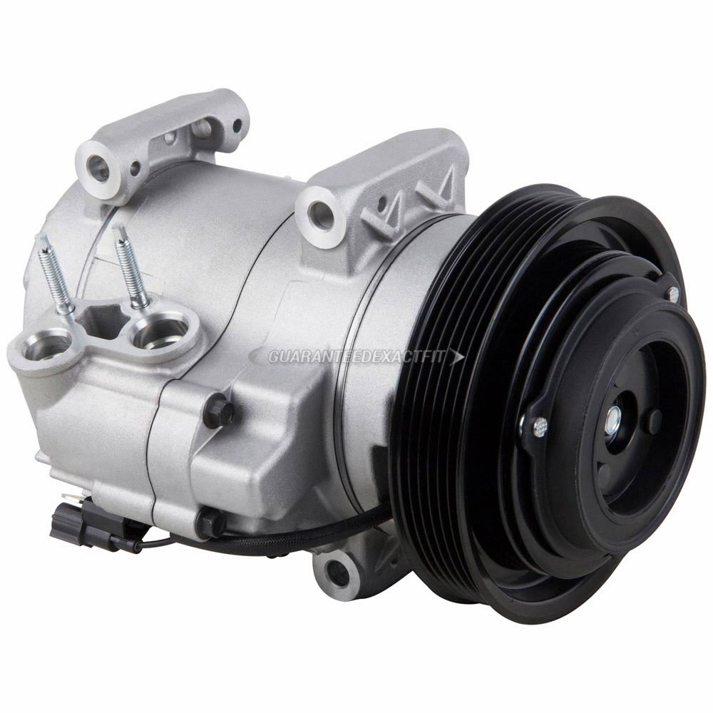 2016 Acura MDX A/C Compressor And Components Kit All
